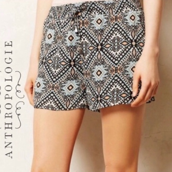 Anthropologie Pants - Anthropologie Flowy Shorts